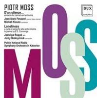 Piotr Moss: D'un Silence.../Loneliness Photo