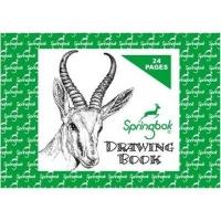 Croxley Springbok JD202 A4l Drawing Books Photo
