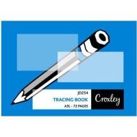 Croxley JD254 A5l Tracing Book Photo