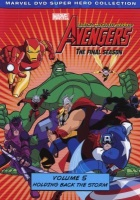The Avengers: Earth's Mightiest Heroes - Volume 5 - Holding Back The Storm Photo