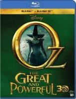 Oz: The Great And Powerful - 2D / 3D Photo