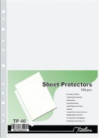 Treeline PVC Filing Pockets Photo