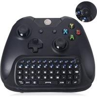 Raz Tech Wireless Chatpad Keyboard Joystick for Xbox One S and Xbox Elite Photo