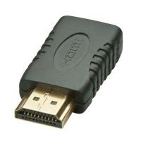 Raz Tech HDMI Male to HDMI Female Connector Adapter Photo