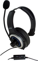 ORB Elite Wired Chat Headset for PS4 Photo