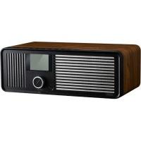 Remax RB-H8 Fm Wood Bluetooth 4.0 Dual Speaker Photo