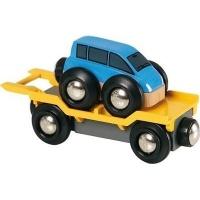 Brio Car Transporter Photo