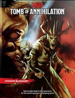 Wizards RPG Team Tomb of Annihilation Photo
