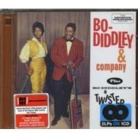 Bo Diddley Companybo Diddleys A Twister Photo