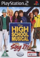 High School Musical - Sing It! Photo