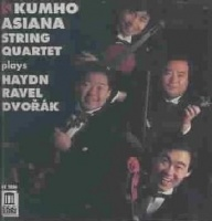 Kumho Asiana String Quartet Plays Photo