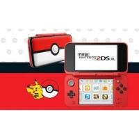 New Nintendo 2DS XL Console - Pokeball Edition Photo