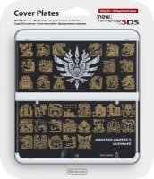 Nintendo New 3DS Coverplate MH4U Photo