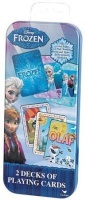Disney Frozen Playing Cards In Tin Photo