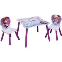 Disney Frozen Table & Chair Set Photo
