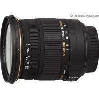 Sigma EX DC OS HSM Zoom Lens for Nikon Photo