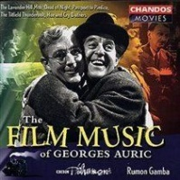 Chandos Film Music Of Georges Auric Photo