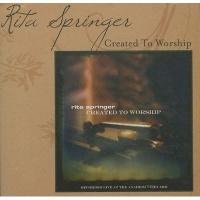 Created To Worship CD Photo