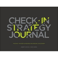 the Check- in Strategy Journal - Your Daily Tracker for Business and Personal Development Photo