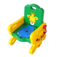 Chelino Musical Potty With Toilet Roll Holder Photo