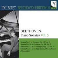 Idil Biret Piano Sonatas Photo