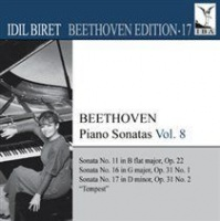Idil Biret Ludwig Van Beethoven: Piano Sonatas Photo