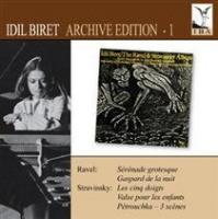 Idil Biret Ravel: Serenade Grotesque/Gaspard De La Nuit/... Photo