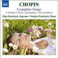 Frederic Chopin: Complete Songs Photo