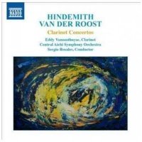 Hindemith/Van Der Roost: Clarinet Concertos Photo