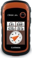 Garmin eTrex 20x Handheld GPS with OSM Recreational Map Africa Photo