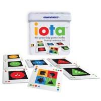 Iota The Great Big Game in The Teeny-Weeny Tin Photo