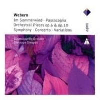Anton Webern: Im Sommerwind/Passacaglia/... Photo