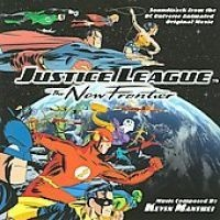 City Hall Records Justice League: New Frontier Photo