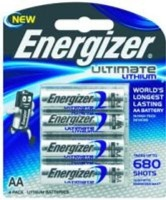 Energizer Ultimate Lithium AA Batteries Photo