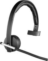 Logitech H820E Wireless Mono Headset Photo