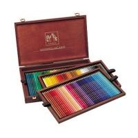 "Caran D Ache - Supracolor Soft - Set of 120"" Wooden Box Photo"