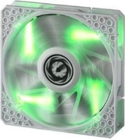 Bitfenix Spectre Pro LED Fan with Green LED and Curved Design Fin for Focused Airflow Photo