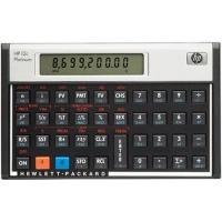 HP 12c Platinum Financial Calculator Photo