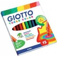 Giotto Turbo Color Felt Tip Pens Photo
