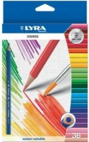 Lyra Osiris Triangular Watersoluble Coloured Pencils Photo