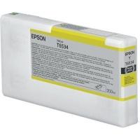 Epson T6534 Yellow Ink Cartridge Photo