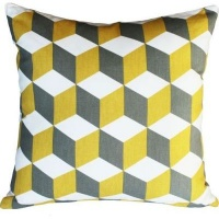 Fundi Homeware Cubic Scatter Cushion Photo