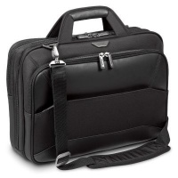 "Targus Mobile VIP notebook case 39.6 cm Messenger Black 42 x 11 30 Max. 15.6"" Poly/PU 1.39 kg Photo"
