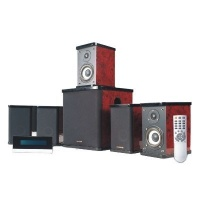 Microlab H-500 Home Theater Speaker System Photo