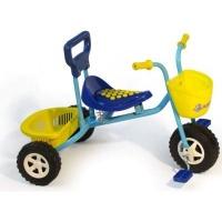 Peerless Kids Adventure Trike - Blue and Yellow Photo