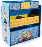 Despicable Me Minions Multibin Toy Organiser Photo