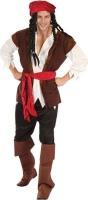 Koleda Costume - Pirate Rags Photo