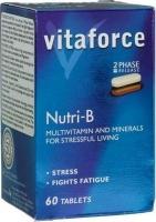 Vitaforce Nutri-B - Multivitamin and Minerals for Stressful Living Photo