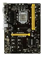 Biostar TB250-BTC PRO Intel ATX Motherboard Photo