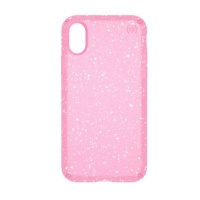 Speck Presidio Glitter Shell Case for Apple iPhone X Photo
